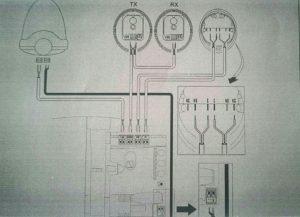 راهنمای نصب موتور درب سکشنال