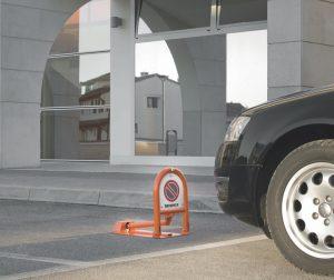 راهبند قفل پارکینگ