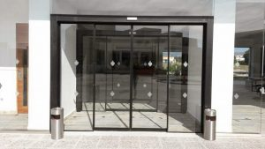 درب شیشه ای تیونی